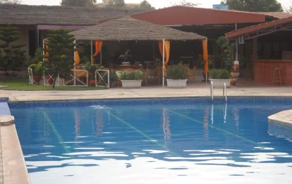 Olympique Club Dakar Piscine