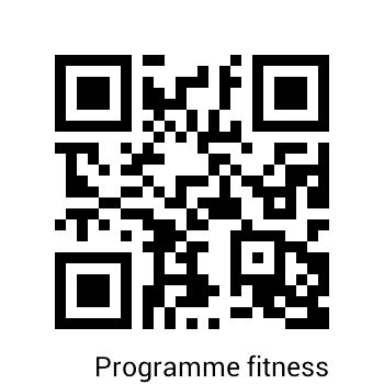 téléchargez le programme fitness